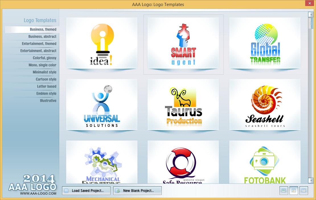AAA logo 2014 Logo Maker Crack Full Version Free